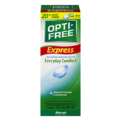 Opti-Free Express Multi-Purpose Disinfecting Solution Everyday Comfort