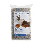 Soph 30L Blue Natural Paper Bedding