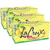 LaCroix LimonCello Sparkling Water - 3/8pk/12 fl oz Cans
