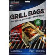 Jaccard Grill Bags, Large