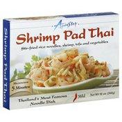 Aqua Star Pad Thai, Shrimp, Mild