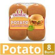 Oroweat Country Potato Sandwich Buns