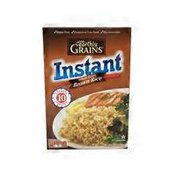 Earthly Grains Instant Brown Rice