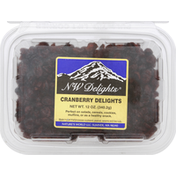 NW Delights Cranberry Delights, Value Pack