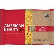 American Beauty Large Shell Pasta