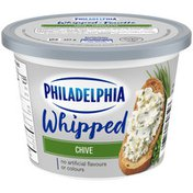 Philadelphia Whipped Chive Cream Cheese Product