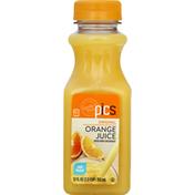 PICS Orange Juice, Original, No Pulp