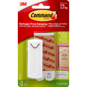 3M Command Picture Hanger, Wire Back