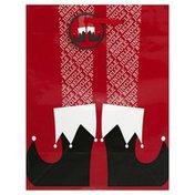 Lindy Bowman Gift Bag, Jingle Bells
