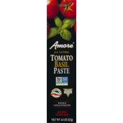 AMORE Tomato Basil Paste, Double Concentrated