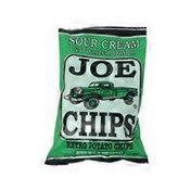 JOE CHIPS Kettle Cooked Potato Chips