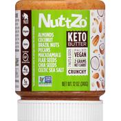 NuttZo Keto Butter, Crunchy