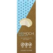 Mr. Mochi Ice Cream Mochi Vanilla