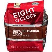 Eight O'Clock Coffee Colombian Peaks Whole Bean Coffee