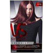 Vidal Sassoon Salonist Permanent 4/46 Dark Red Violet Hair Colour