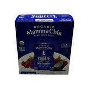 Mamma Chia Wild Raspberry Chia Squeeze