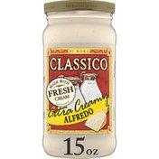 Classico Extra Creamy Alfredo Pasta Sauce