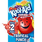 Kool-Aid Unsweetened Tropical Punch Artificially Flavored Powdered Soft Drink Mix Value Pack