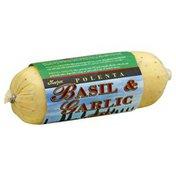 Marjon Polenta, Basil & Garlic