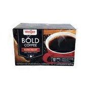 Meijer Bold Coffee K Cup