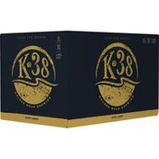 Golden Road Brewing K-38 Oscura Mexican-Style Lager Beer Cans
