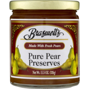 Braswell's Preserves, Pure Pear