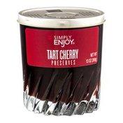 Simply Enjoy Tart Cherry Preserves