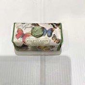 Michel Design Works Papillon Triple Milled Shea Butter Bath Soap Bar