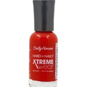 Sally Hansen Nail Color, Red-ical Rockstar 302