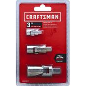 Craftsman Joint Set, Universal, 3 Piece