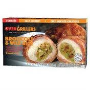 Ovengrillers Broccoli & Wild Rice