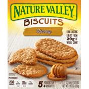 Nature Valley Breakfast Biscuits, Honey