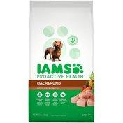 IAMS Proactive Health Dachshund Breed Specific Recipe Adult 1+ Super Premium Dog Food