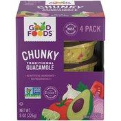 Good Foods Traditional Chunky Guacamole