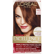Excellence Triple Protection Color, Light Reddish Brown 6RB