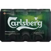 Carlsberg Beer, Imported