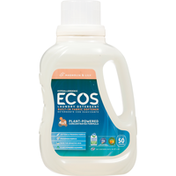 ECOS Laundry Detergent, Hypoallergenic, Magnolia & Lily, 4 in 1