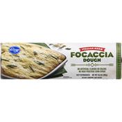 Kroger Dough, Italian Herb, Focaccia