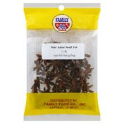 Family Star Anise Seed