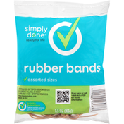 Simply Done Rubber Bands
