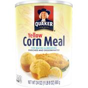 Quaker Yellow Cornmeal