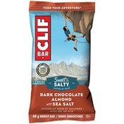 CLIF BAR Sweet & Salty Dark Chocolate Almond with Sea Salt Energy Bar