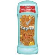 Degree Fine Fragrance Collection Delicious Bliss Body Responsive Anti-Perspirant & Deodorant
