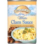 Cerulean Seas Clam Sauce, White