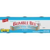 Bumble Bee Chunk White Albacore in Water