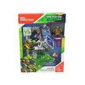 Mega Construx Teenage Mutant Ninja Turtles Mikey Kitchen Chaos Play Set