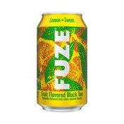Fuze Lemon + Sweet-Ko Can