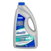 Woolite Refreshing Mist + Oxygen Carpet & Upholstery Cleaner for Bissell, Hoover, Rug Doctor