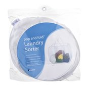 Whitmor Pop and Fold Laundry Sorter