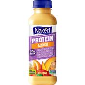 Naked Juice Protein Mango Smoothie